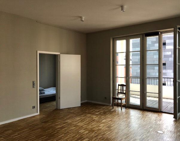 Wohnung in Mitte