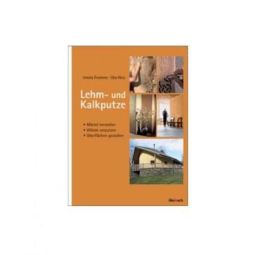 Buch: Lehm- und Kalkputze