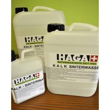 HAGA Kalk Sinterwasser