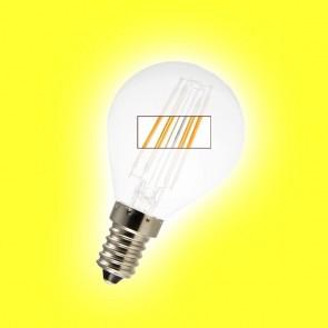 Biofarben Pure Z E14 MiniGlobe Bio-Licht