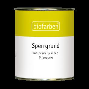 Biofarben Sperrgrund gekörnt - leicht gekörnter pflanzlicher Isoliergrund
