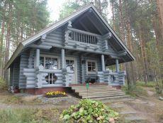 Finnisches Mokka mit Biofarben Wetterschutzfarbe