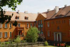 Biofarben Siedlung Gartenstadtweg